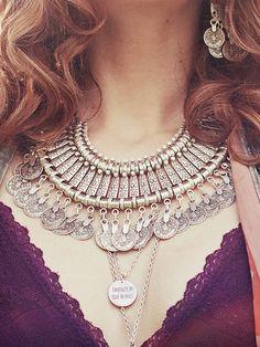 Crusader Collar Necklace – Shop Dixi