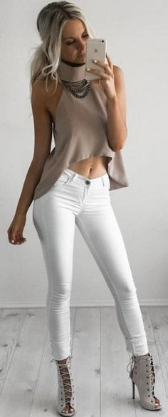 Fashion Trends Daily - 36 Trending Spring-Summer Outfits 2016 blog.styleestate.com