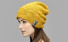Makayla Knit Slouch Hat – All Weather Goods.com