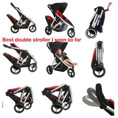 Phil & Ted's vibe stroller
