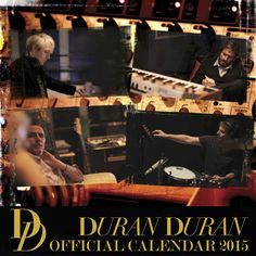 Coming soon to the web shop - the 2015 Duran Duran calendar!  Featuring behind the scenes photos taken during the recording of the latest Duran Duran album (#DD14), due out in 2015.  The 2015 Duran Duran calendar will be ready to be purchased online on November 27th.  Check back for more info (and maybe a sneak-peek) as we get it!!!