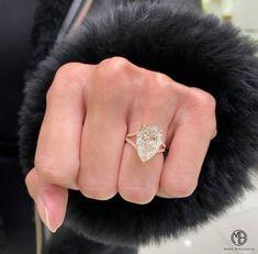 Pear Shaped Engagement Rings, Dream Engagement Rings, Halo Diamond Engagement Ring, Designer Engagement Rings, Diamond Wedding Bands, Radiant Cut Diamond, Round Cut Diamond, Colored Diamond Rings, Diamond Anniversary Rings