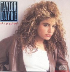 Taylor Dayne discovered using Shazam I'll always love you 1988 Taylor Dayne, 80s Music, Music Songs, Music Videos, Rock Music, Dance Music, Soundtrack, Billy Crawford, 80s Hits