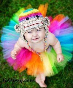 Rainbow baby!