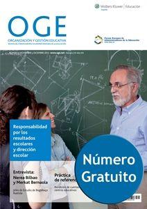 Mostrar detalles para Revista Organización y Gestión Educativa (OGE) DEMO