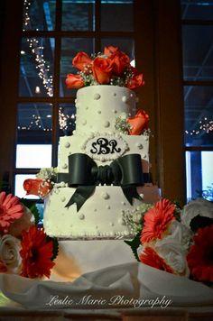 Susan's wedding cake