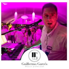 Músico profesional Concert, Piano Man, Singers, Events, Concerts