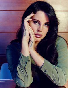 Lana by Joe Pugliese for 'Billboard Magazine' (2015)