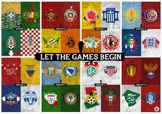 kicktv:  Let the games begin. [x]