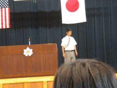 Uenohara High School, Yamanashi Japan