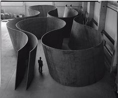 Inside Out (2013) / by Richard Serra