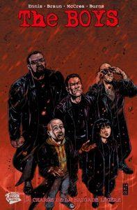 The Boys 18 by Garth Ennis, Russ Braun, John McCrea & Keith Burns - Digitall Media Punisher, Breaking Bad, Got Books, Books To Read, Satire, Wolverine, Burns, Boy Band, Free Comic Books
