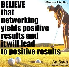 #NetworkingRx: What is something that networking has done for  you?