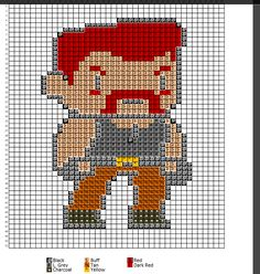 join twd mystery cal by bree on fb to get all characters Pearler Bead Patterns, Pearler Beads, Fuse Beads, Art Patterns, Pattern Art, Beading Patterns, The Walking Ded, Walking Dead, Film D