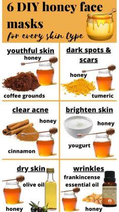 Clear Skin Face Mask, Skin Mask, Face Skin Care, Diy Skin Care, Natural Face Masks, Skin Care Masks, Dry Face, All Natural Skin Care, Easy Homemade Face Masks