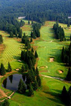 Gray Bear Tale #golf resort, #Slovakia    www.tale.sk  www.miceslovakia.com