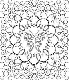 Flower Page Printable Coloring Sheets  Coloring Pages Cactus