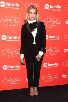 Ashley Benson (aka Hanna Marin) - Best Red Carpet Looks: The 'Pretty Little Liars' Cast - Photos