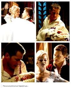 """This is everything I ever hoped for you."" - Charming to Emma 