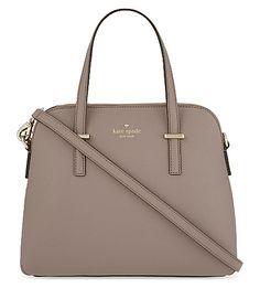 KATE SPADE Cedar Street Maise Leather Shoulder Bag. #katespade #bags #shoulder bags #hand bags #leather #