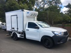 New refrigerated body for Cooroy IGA BBCQ2400H