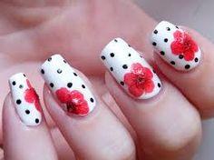 """Résultat de recherche d'images pour """"nail art fleur"""""""