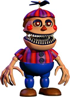 Nightmare Balloon Boy - Five Nights at Freddy's Wiki - Wikia