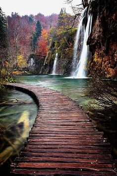 Nature photography waterfall scenery 26 ideas for 2019 Places Around The World, Oh The Places You'll Go, Places To Travel, Beautiful Waterfalls, Beautiful Landscapes, Beautiful World, Beautiful Places, Beautiful Scenery, Landscape Photography