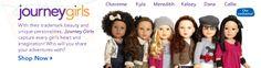 "Journey Girls, Girl Dolls, Girls Bike, Journey Girls Dolls - Toys""R""Us"