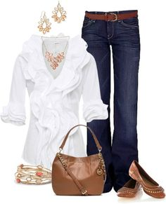 """""""Frills"""" by kp802 on Polyvore"""