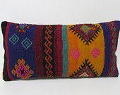 kilim pillow ethnic design turkish pillow cover needlepoint pillow case throw pillow case organic decorative pillow throw pillow couch 25885