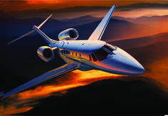 The Citation X is arguably one of the most popular mid-size aircraft and one of the fastest in business aviation today. A favourite of business travellers,