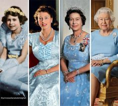 Queen Elizabeth was born in London as the first child of the Duke and Duchess of York, later King George VI and Queen Elizabeth. Her father… Casa Real, Duchess Of York, Duke And Duchess, Lady Diana, Prinz Philip, Kate And Meghan, Prinz Harry, British Royal Families, Her Majesty The Queen