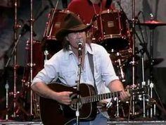 Billy Joe Shaver - Georgia on a Fast Train (Live at Farm Aid 1990)