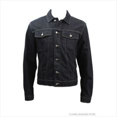 Mens Hugo Boss Canyon Fitted Jean Jacket – Large - Excellent Condition on eBid United Kingdom