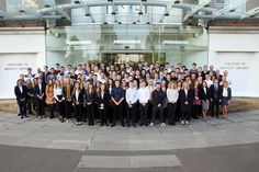 Bentley Motors welcomed 139 graduates, apprentices and industrial placement students; it's highest intake in history