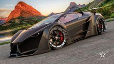 Sensational Lamborghini Sinistro
