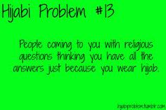 Image result for hijabi problems