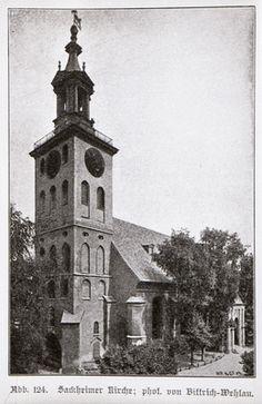 Königsberg (Pr.), Sackheimer, Kirche III