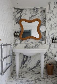 india mahdavi — architecture and design lieu: paris, rue saint dominique  année: 2011 programme : hotel de 15 chambres  graphisme: M/M ( paris )