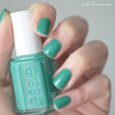 """Essie """"Ruffles and Feathers"""" from summer 2014 collection--I got this today... I thought it could be my Anne of Green Gables theme color. Wow I'm obsessive...."""
