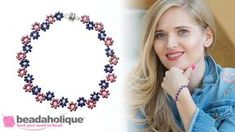 How to Make the Sweet May Daisy Chain Bracelet - YouTube