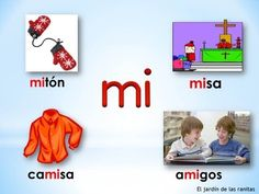 Sílabas (playlist). This seems like a great supplement to a dual immersion program. Can't wait to have my son watch these videos.