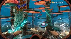 """Natural Selection 2 dev's 'Subnautica' dives into Steam Early Access -     by Mike Suszek  (22 minutes ago)     Natural Selection 2 developer Unknown Worlds launched its latest game on Steam Early Access this week, Subnautica. In it, players submerse themselves in an """"alien underwater world"""" with brightly-colored creatures and environments, such as..."""