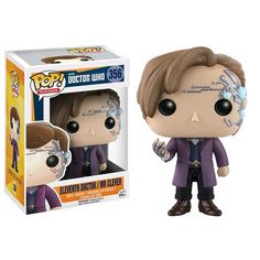 Doctor Who 11th Doctor as Mr Clever Pop Vinyl Figure
