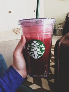 Strawberry Lemonade Soda via Young Atlantians