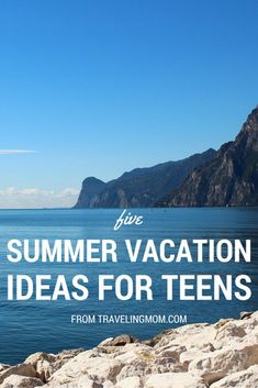 5 Summer Vacation Ideas For S