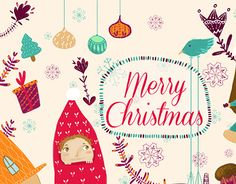 "Check out new work on my @Behance portfolio: ""Merry christmas"" http://be.net/gallery/32377261/Merry-christmas"