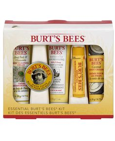 Burt's Bees Essential Kit - Gifts with Purchase - Beauty - Macy's