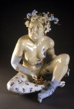 """Christyl Boger """"Blue Delft"""""""